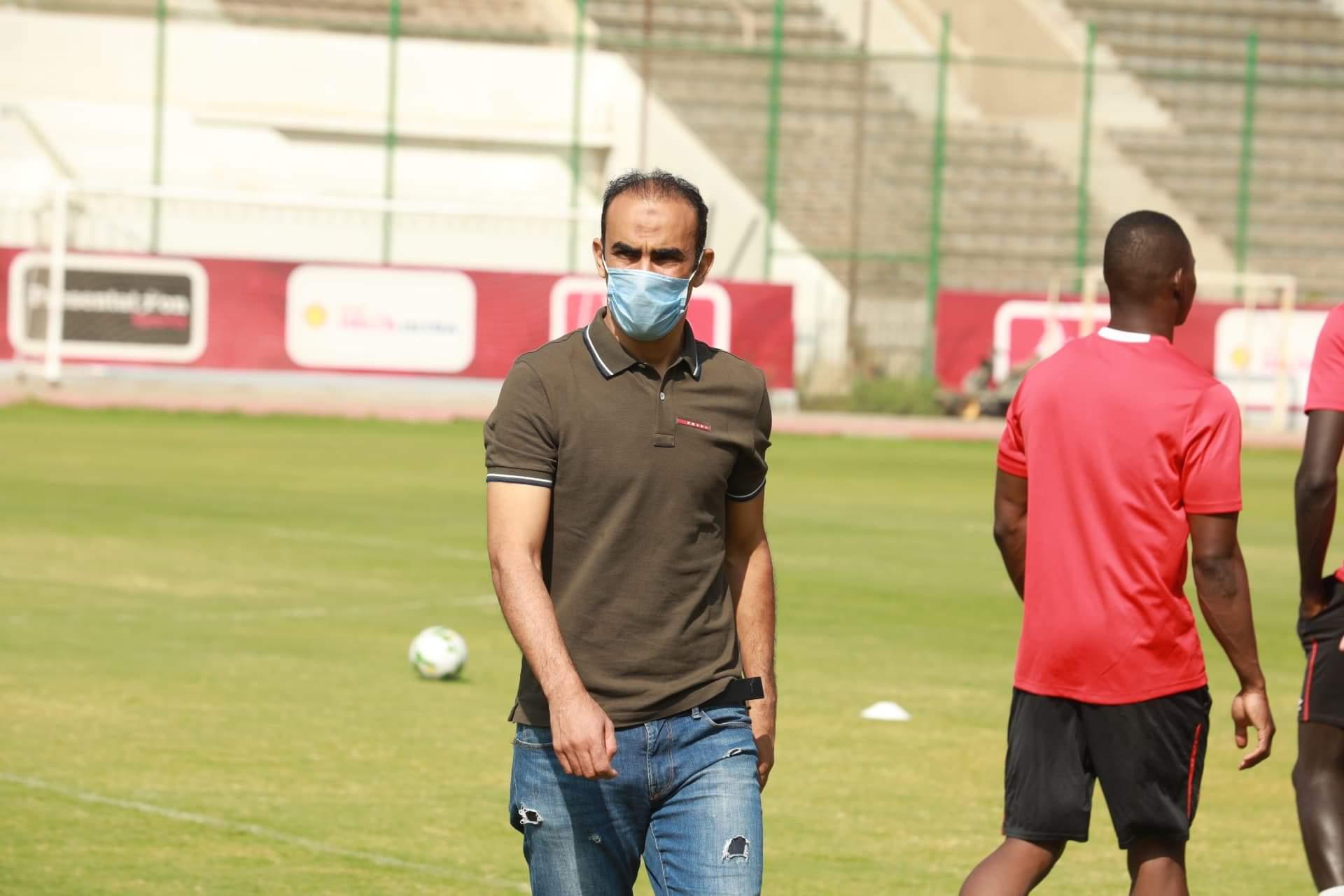 عبد الحفيظ يعلن سلبية تحاليل لاعبي الأهلي قبل مواجهة المقاصة