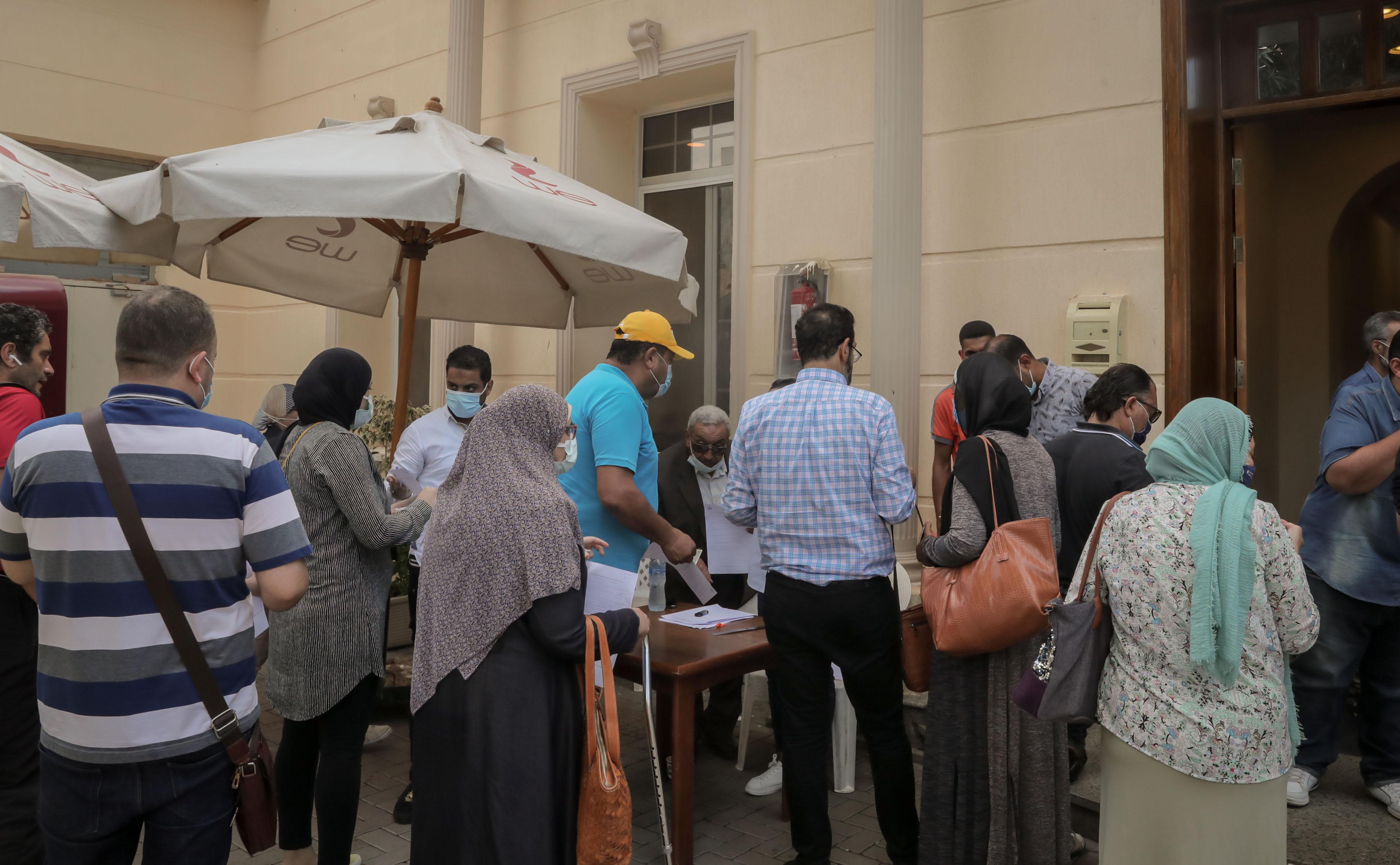الأهلي يشكر وزارة الصحة