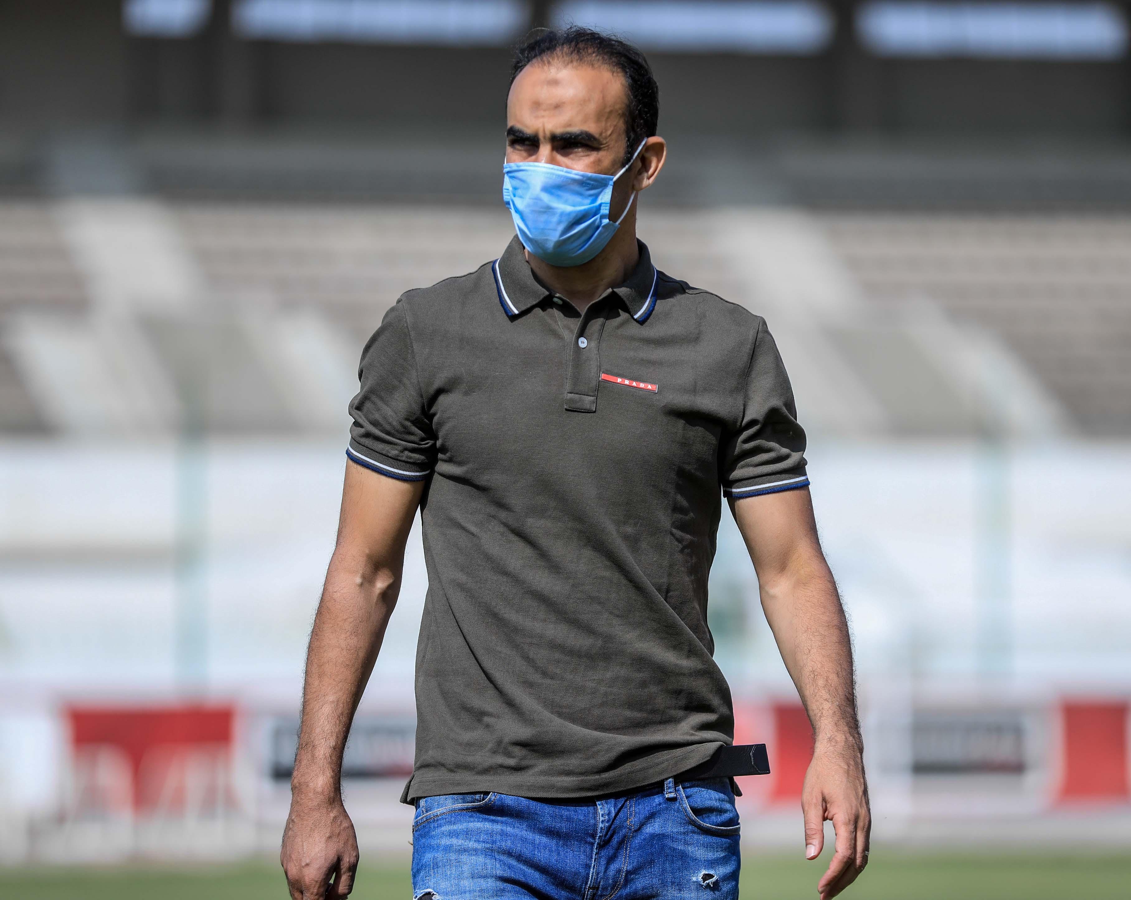 سيد عبد الحفيظ - مدير الكرة
