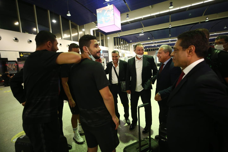 دوري أبطال إفريقيا  الأهلي يغادر المغرب بعد التتويج بـ«اللقب العاشر»
