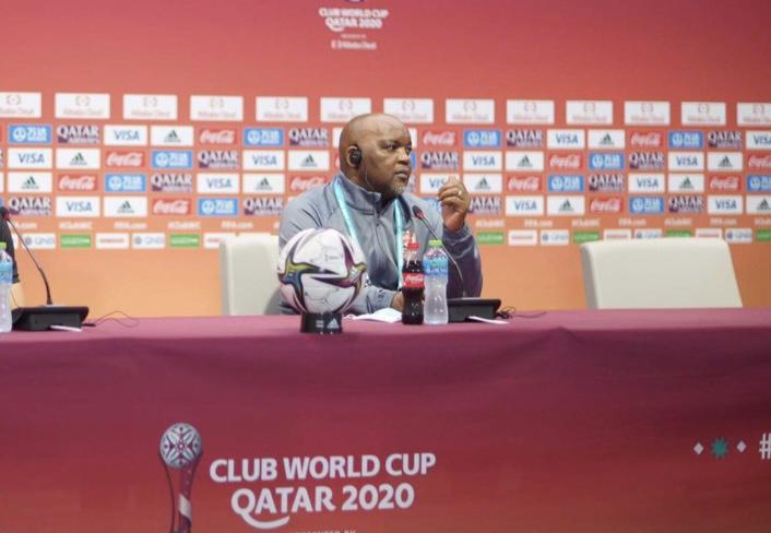موسيماني: الأهلي يستحق التواجد أمام بايرن ميونيخ في نصف نهائي كأس العالم