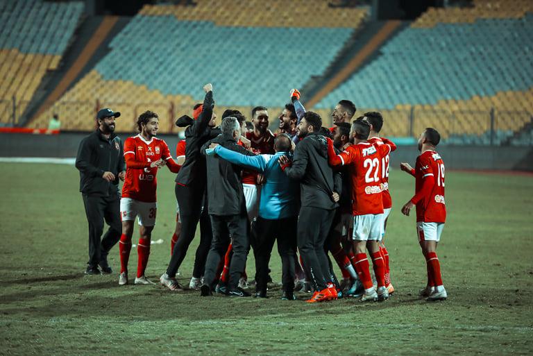 تعرف على مشوار الأهلي في كأس مصر بالأرقام