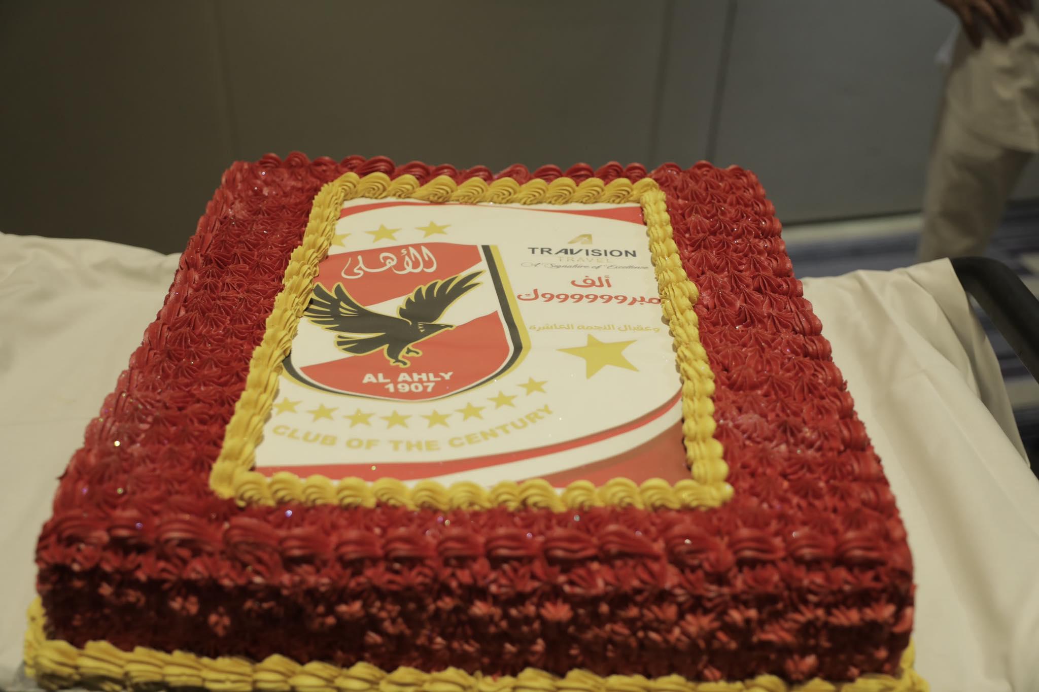 دوري أبطال إفريقيا  الجالية المصرية في جنوب إفريقيا تحتفل بتأهل الأهلي لنصف النهائي