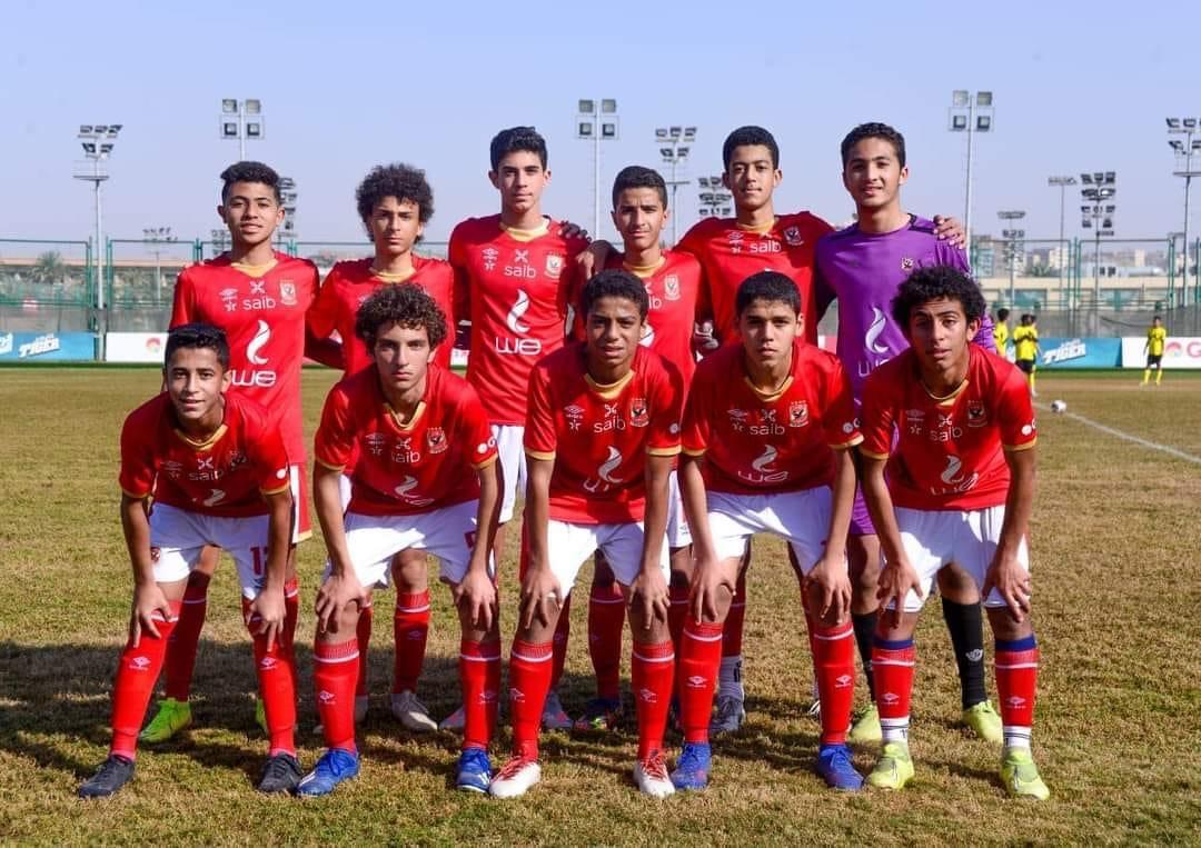 «أهلي ٢٠٠٦» يفوز على المصري ٣ - ٢ في بطولة الجمهورية