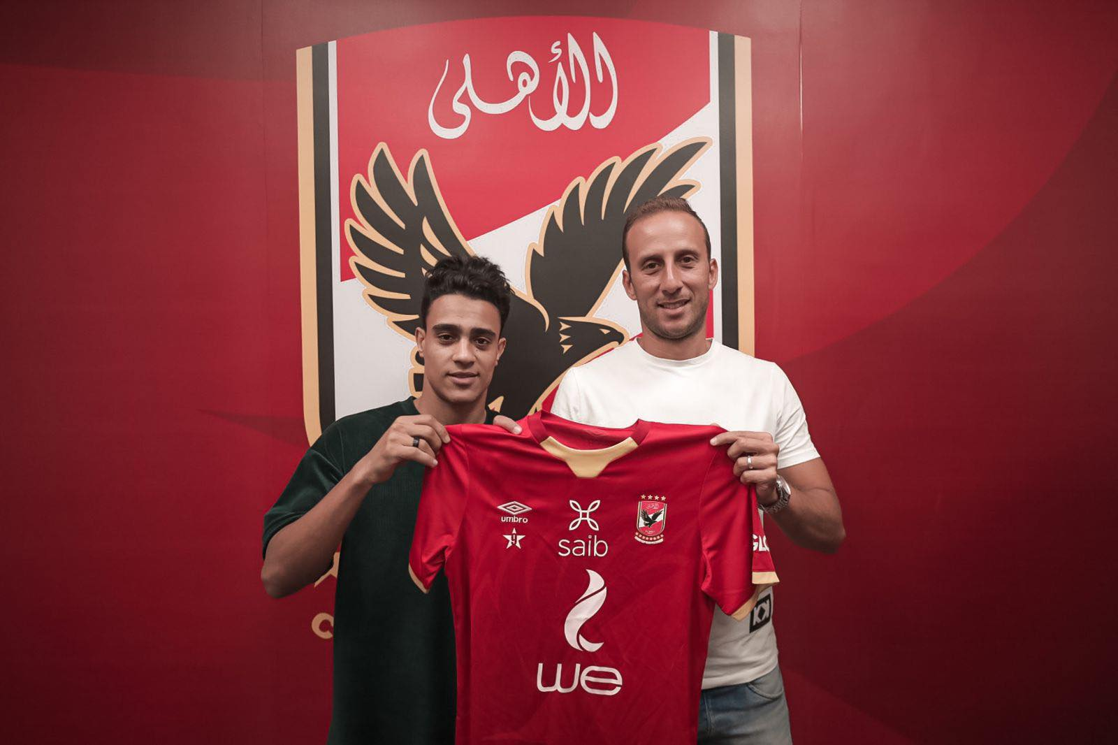 Al Ahly Sign El Badry for Five Years