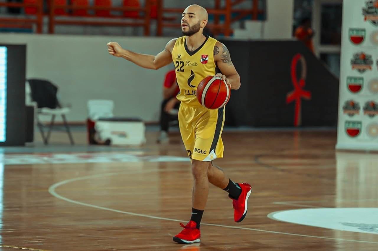 «رجال سلة الأهلي»  تومسون: التتويج بلقب البطولة العربية للسلة عن جدارة