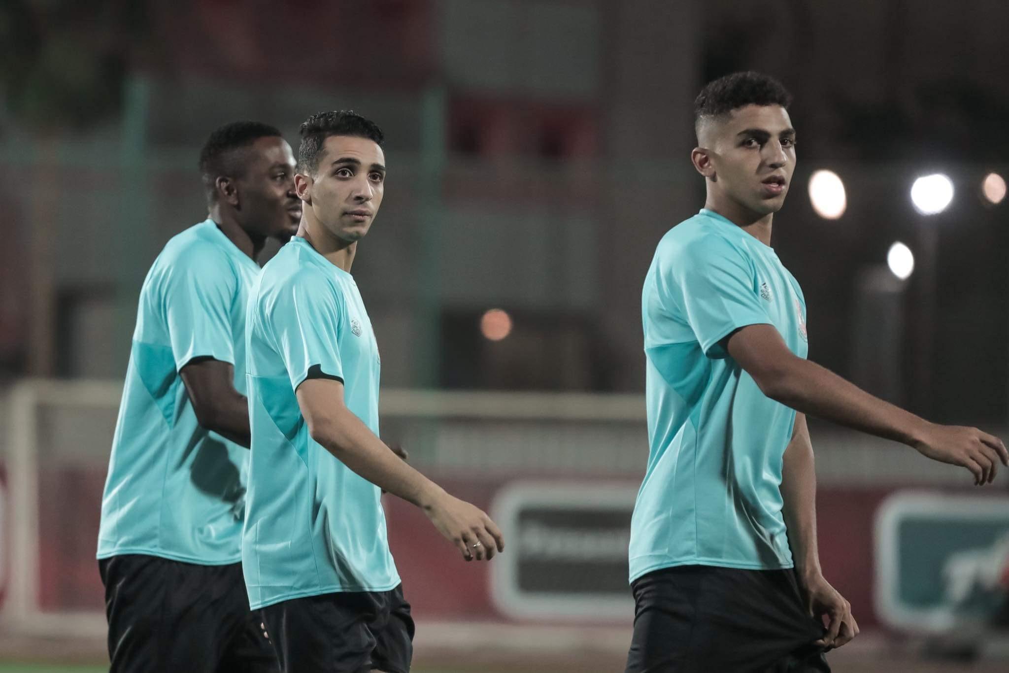 مران الأهلي| اللاعبون الجدد والعائدون من الإعارة ينتظمون في التدريبات