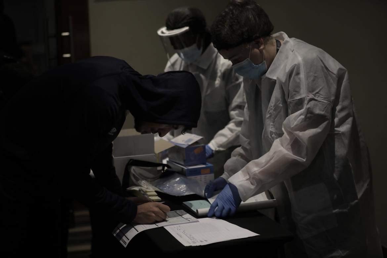 السوبر الإفريقي  الأهلي يجري مسحة طبية غدًا قبل السفر إلى قطر