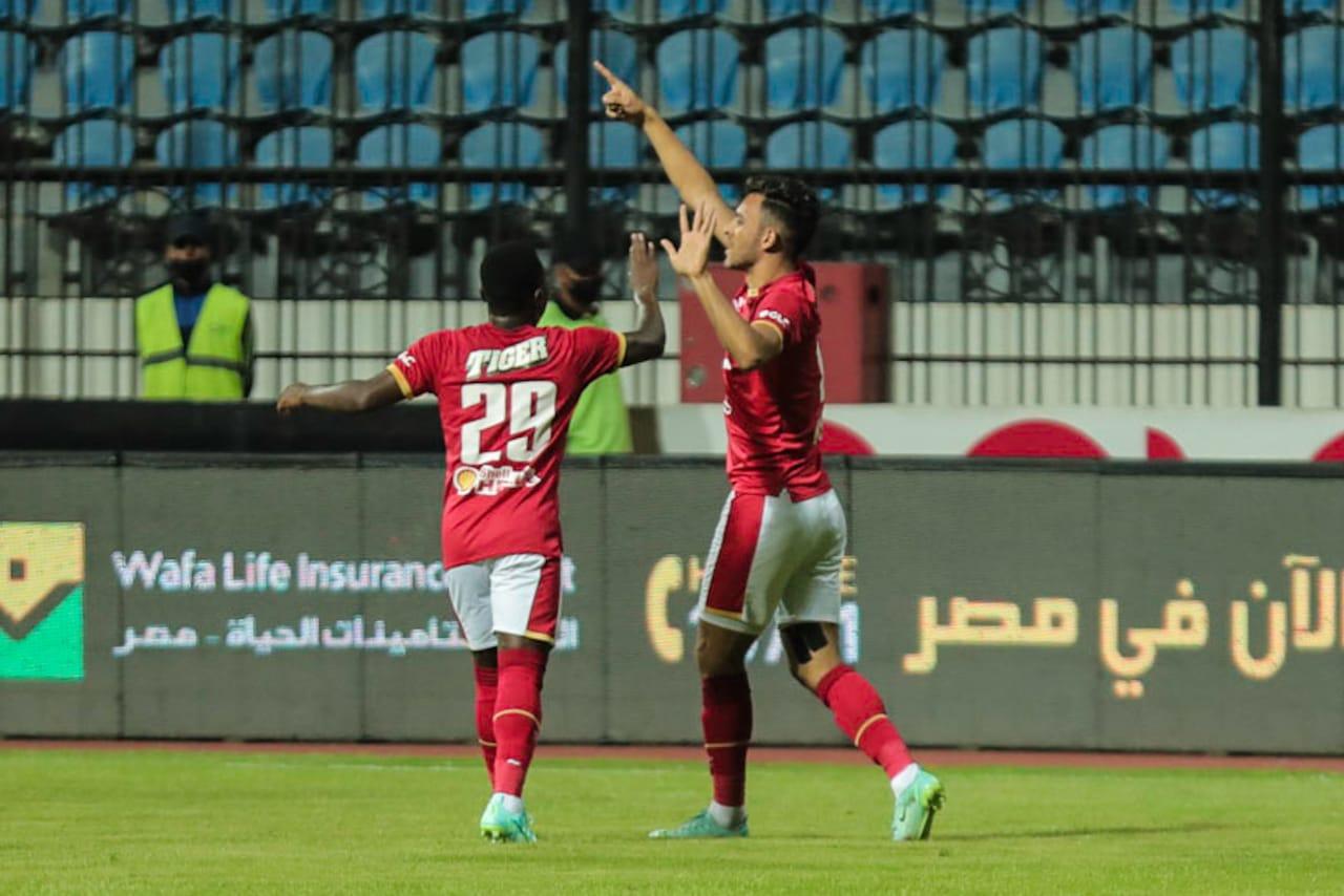 كأس مصر  الأهلي يتأهل لدور الثمانية بالفوز على إنبي