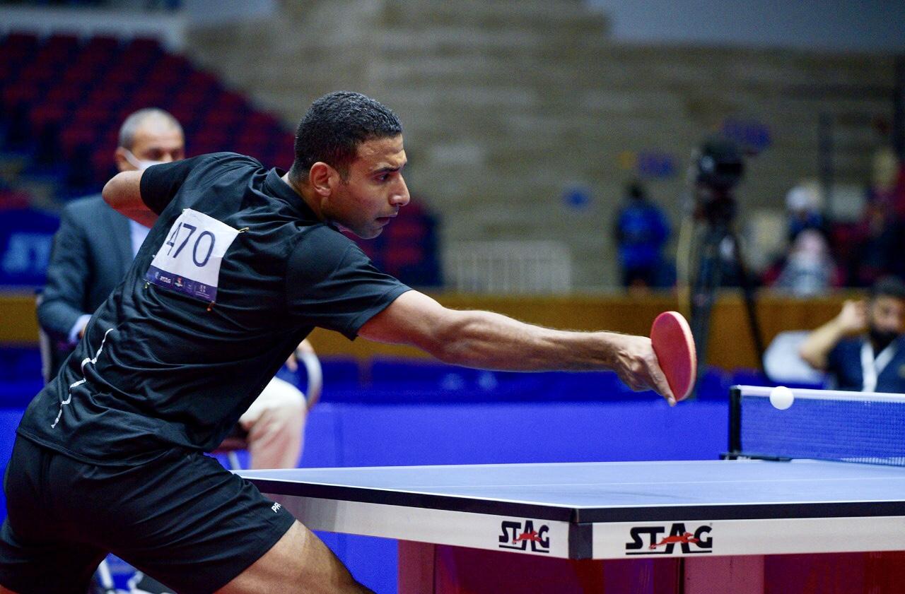 تنس طاولة الأهلي| فريق الرجال يواجه «قطر» في نهائي البطولة العربية
