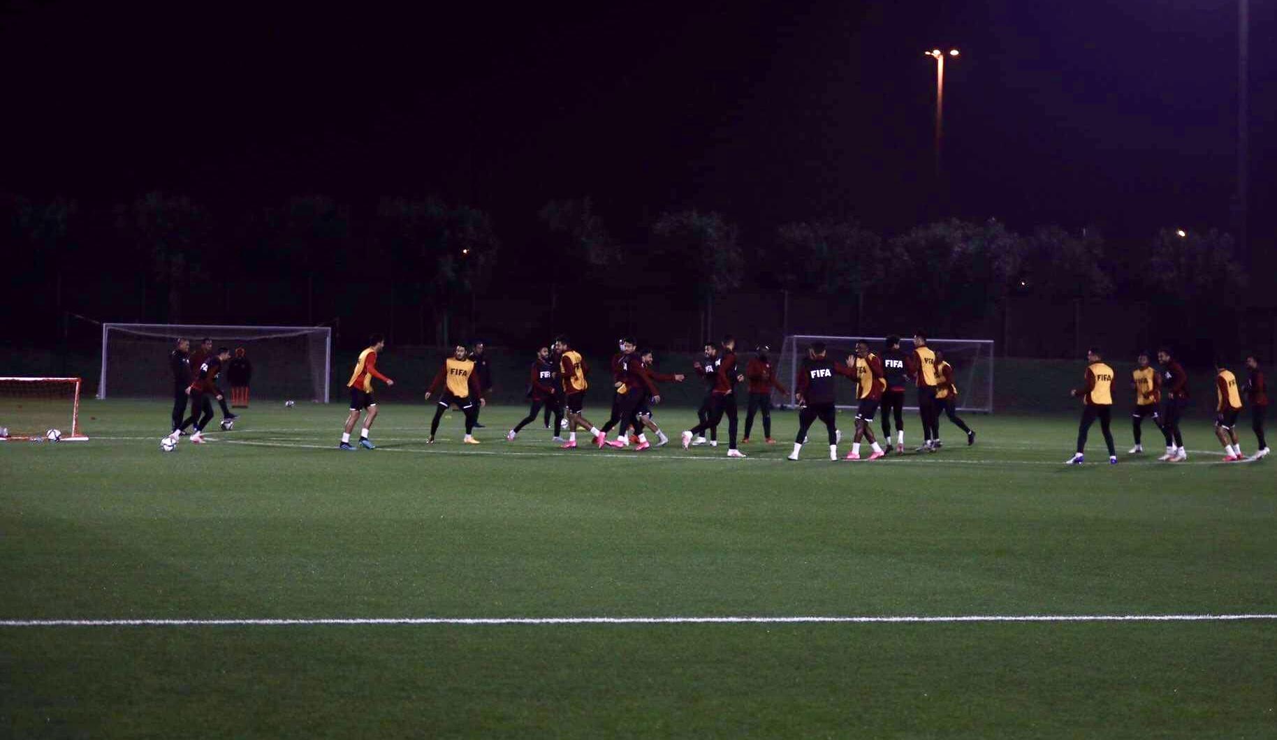 الأهلي في المونديال| الفريق يختتم استعداداته لمواجهة بايرن بمشاركة جميع اللاعبين