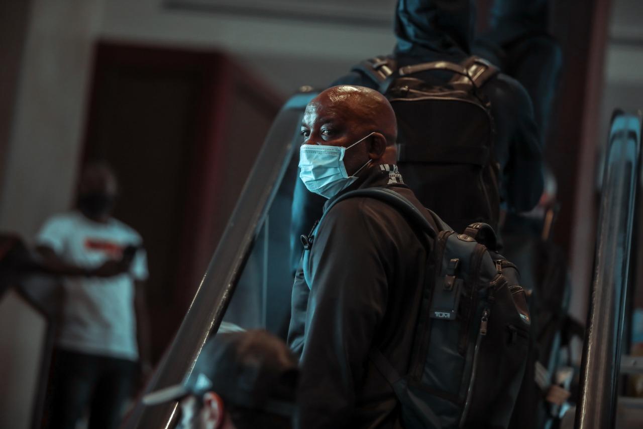 دوري أبطال إفريقيا| موسيماني يحاضر اللاعبين بالفيديو قبل مران الأهلي اليوم