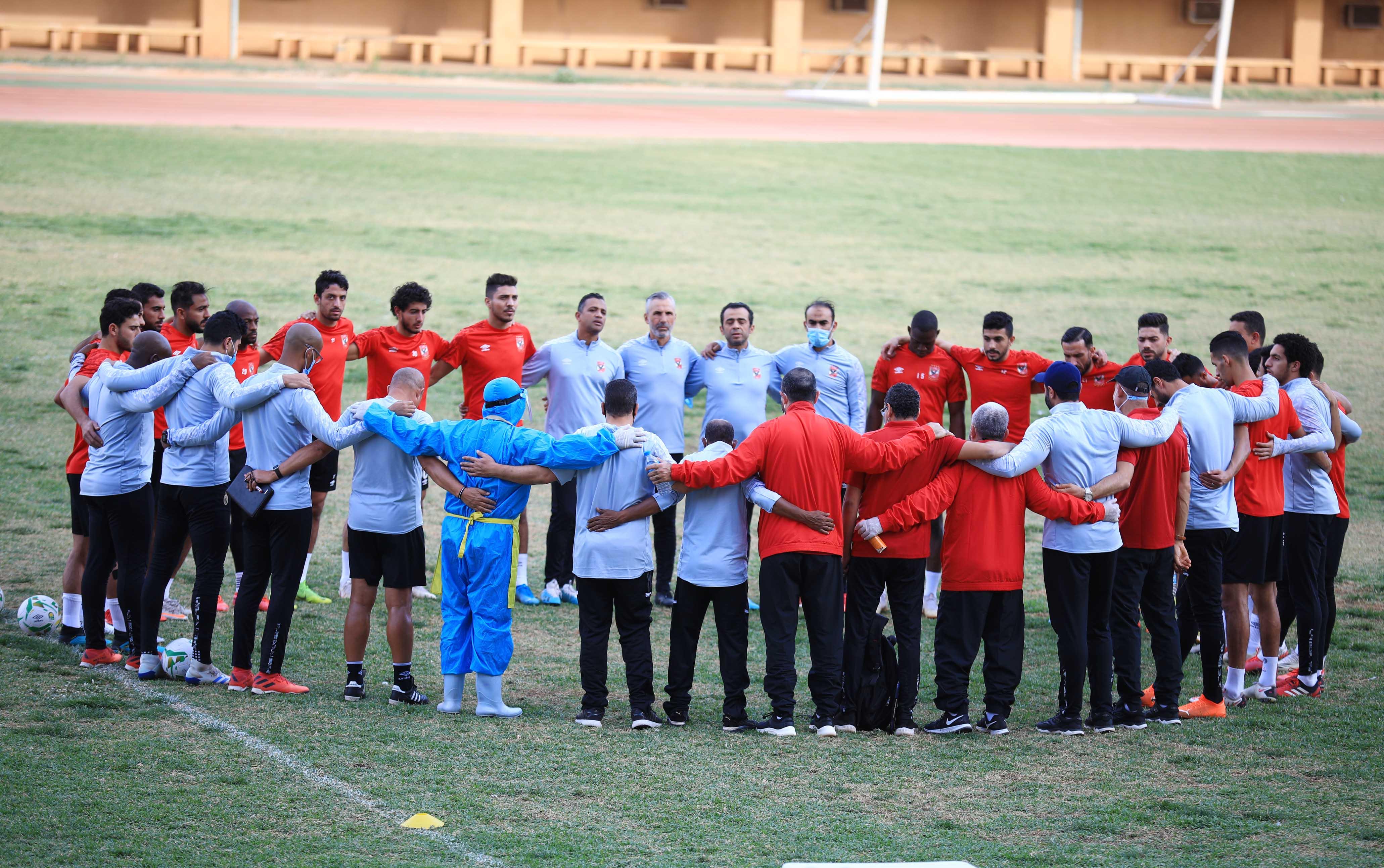 مران الفريق بالنيجر