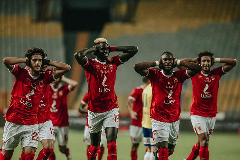 بادجي: جاهز للتحدي الإفريقي.. وسعيد باللقب الأول مع الأهلي