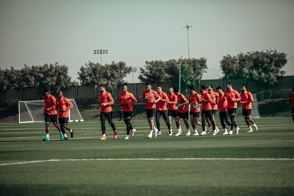 الأهلي يتدرب مساء اليوم استعدادًا لمواجهة نصف النهائي بالمونديال