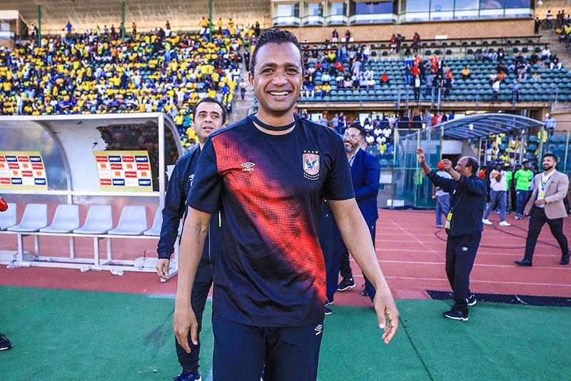 قمصان: الدوري بطولة صعبة.. والتتويج خطوة مهمة قبل مواجهتي الوداد