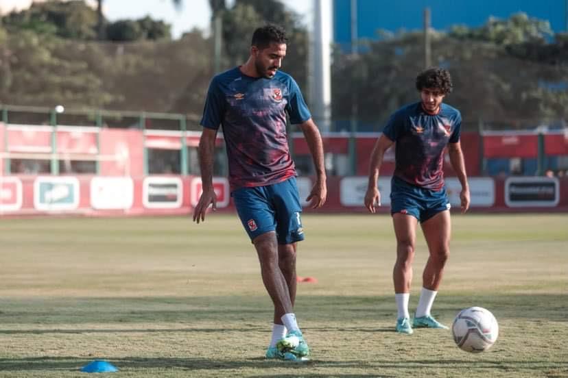 مران الأهلي| تدريبات بدنية واستشفائية وتقسيمة قوية للاعبين
