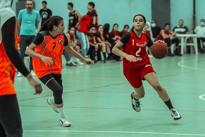 «سيدات سلة الأهلي» يفوز على الشمس في بطولة منطقة القاهرة