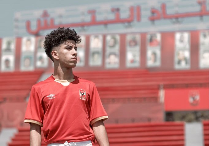 Hamdy: It's a Great Honor for Any Player to Play for Al Ahly