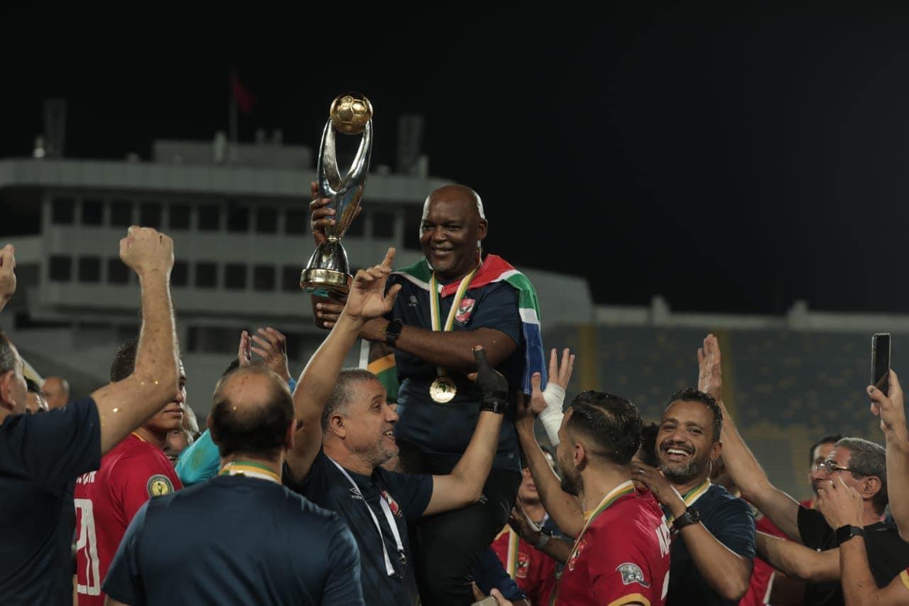 دوري أبطال إفريقيا| موسيماني يمنح لاعبي الأهلي راحة سلبية «٤٨ ساعة»