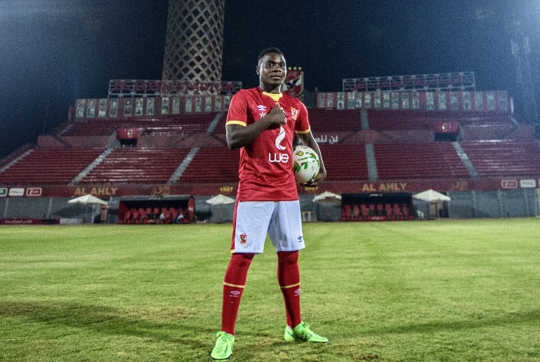 Miquissone: I Am Glad to be Part of This Big Club