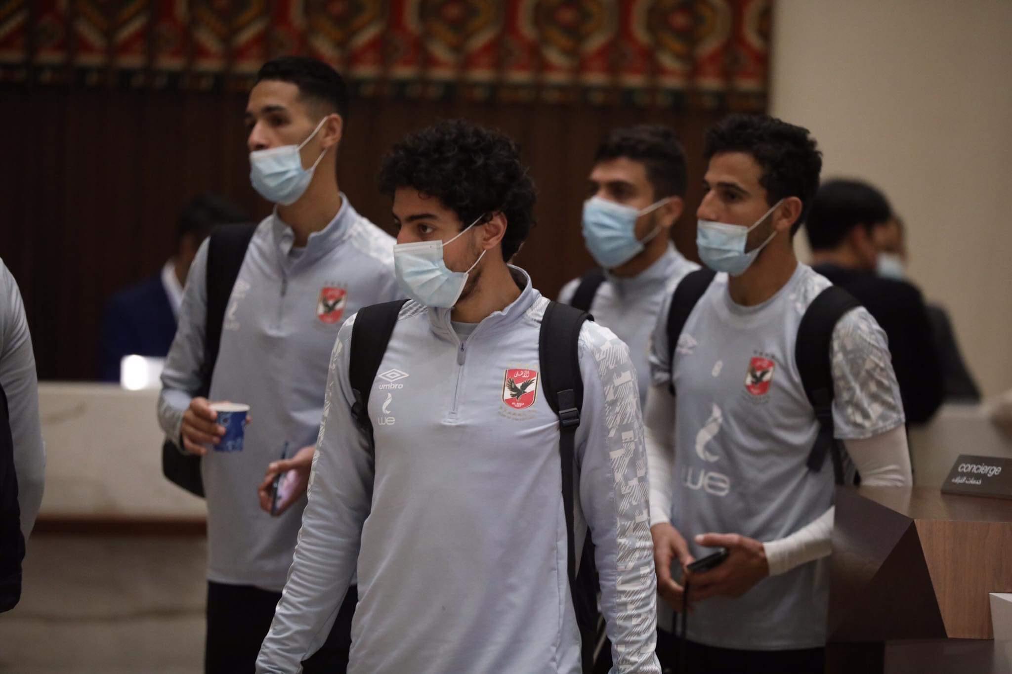 الاهلي في قطر