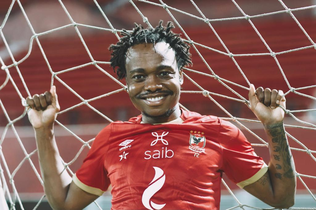 Tau: I Want to Be Part of Al Ahly's History