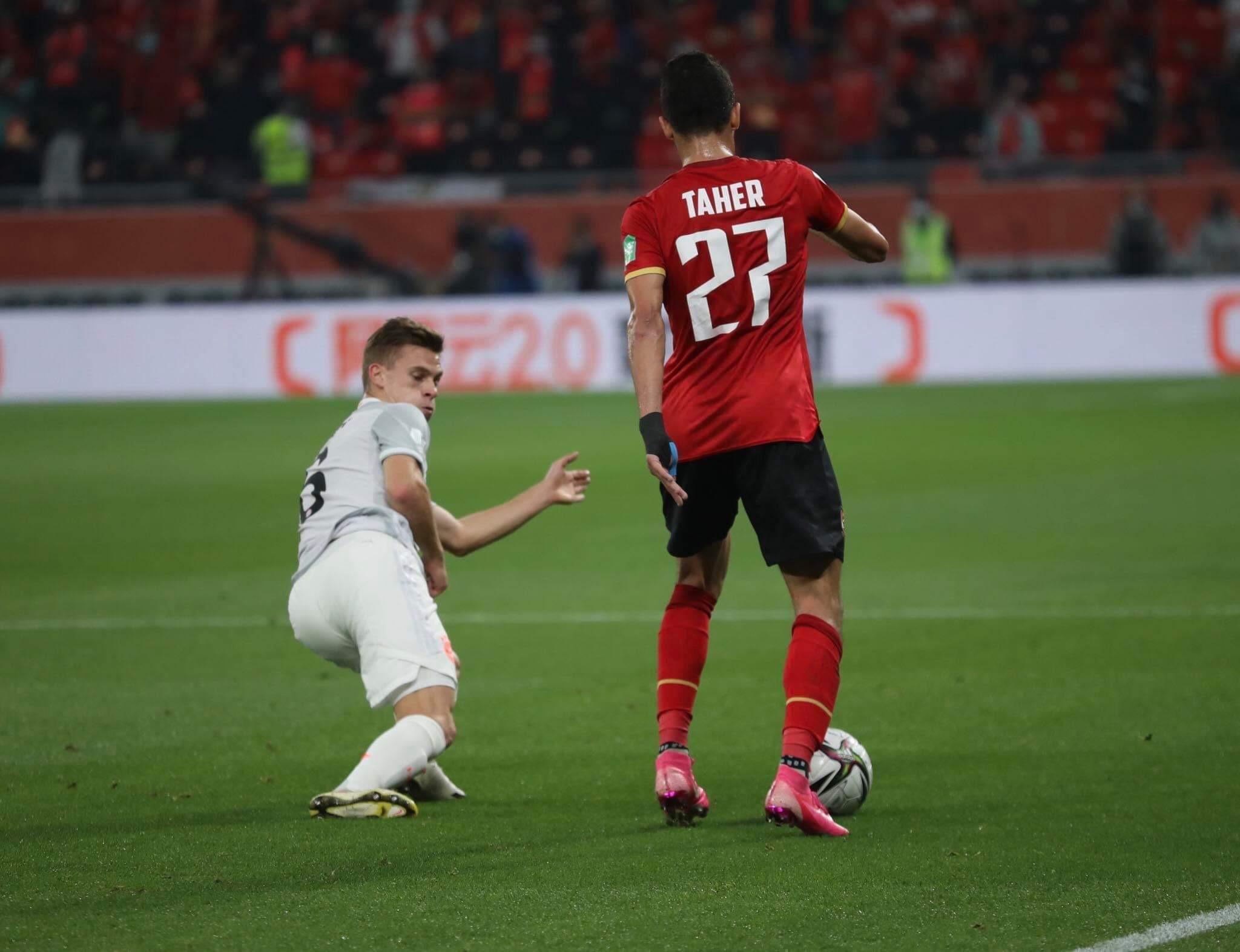 الأهلي في المونديال| طاهر وديانج في اختبار المنشطات عقب مباراة بايرن ميونيخ