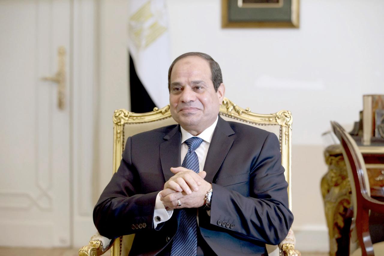 الأهلي يشكر فخامة الرئيس عبد الفتاح السيسي لدعمه الدائم للرياضة المصرية