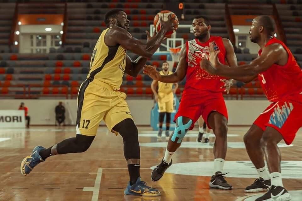 «رجال سلة الأهلي»  فاكوادي: فخور بلقب البطولة العربية