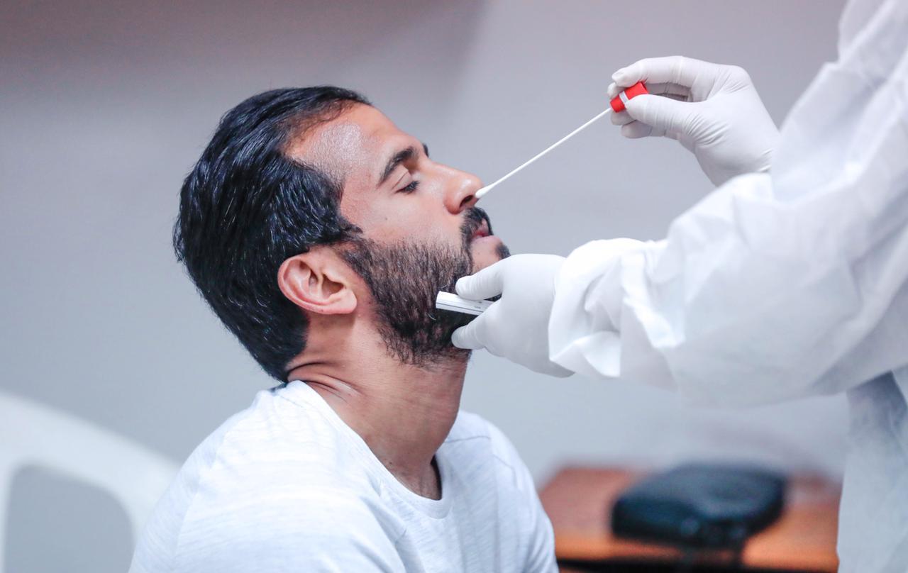 مروان محسن - مسحة