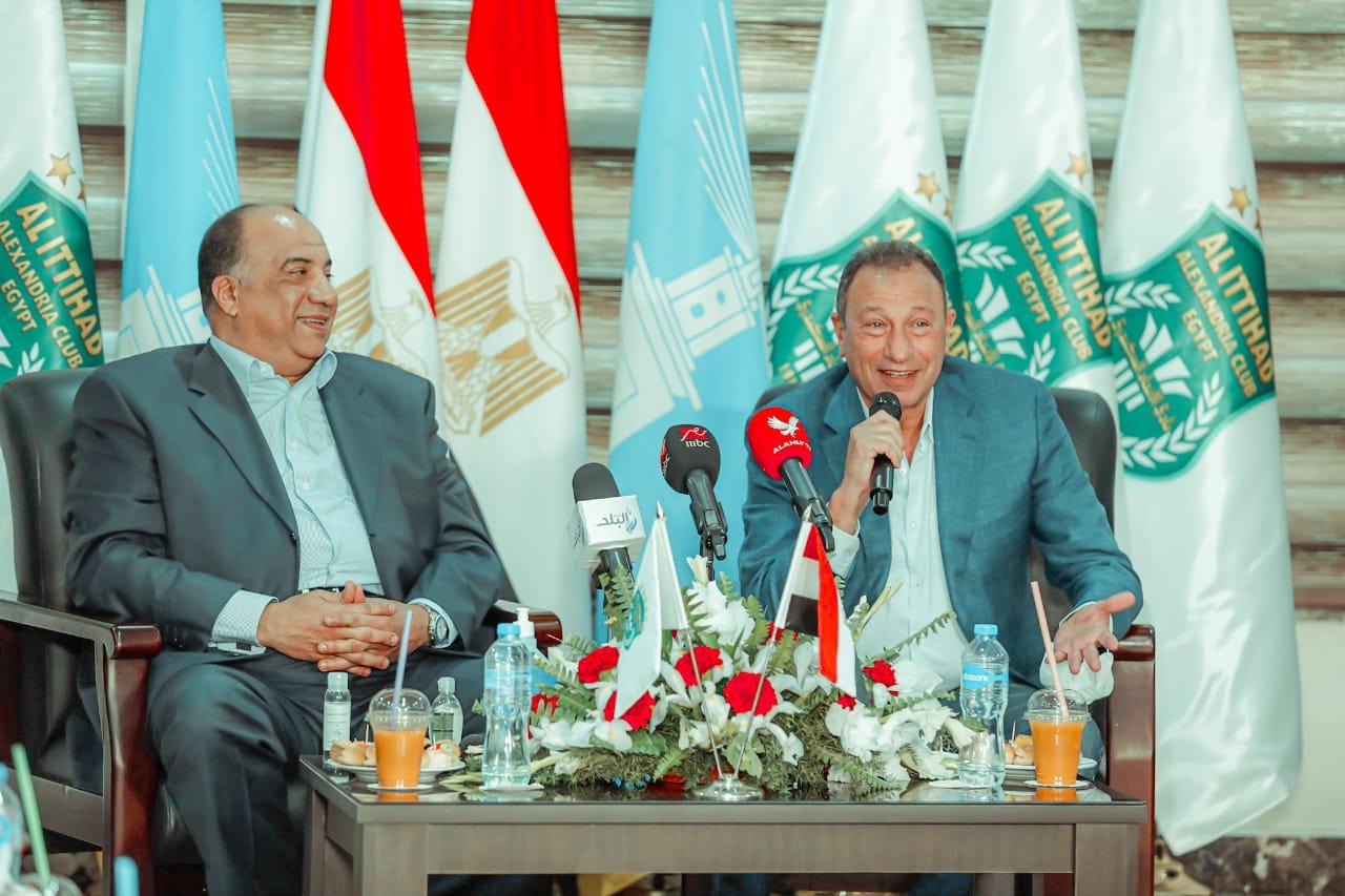 محمود الخطيب - محمد مصيلحي