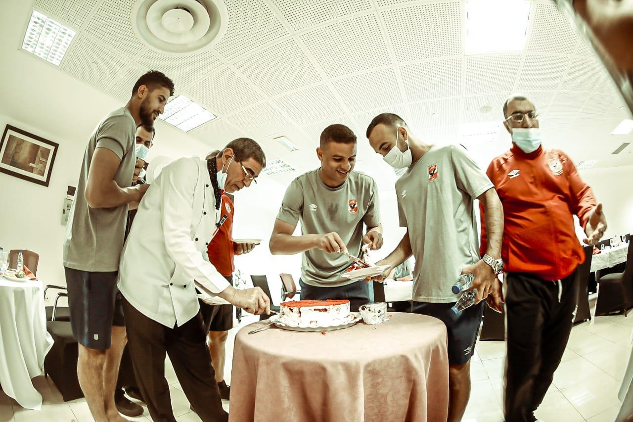 بعثة الفريق في السودان