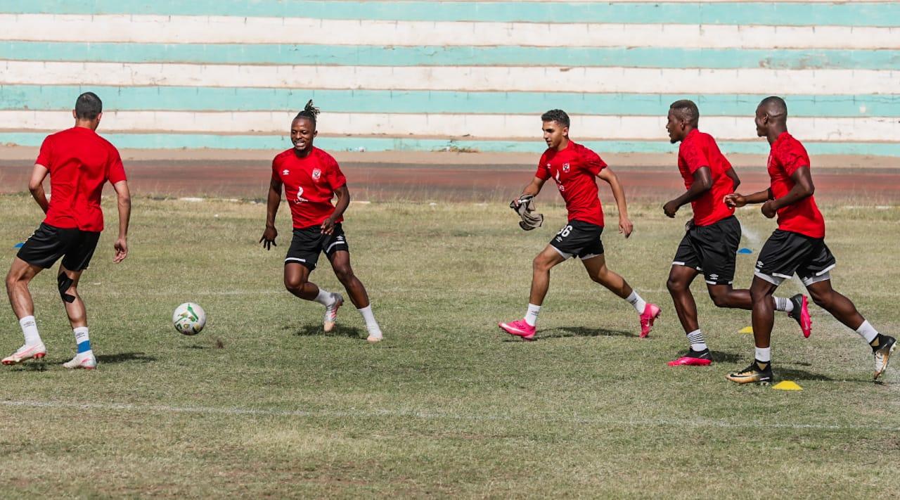 مران الفريق في السودان