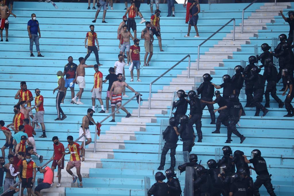 الجماهير في تونس