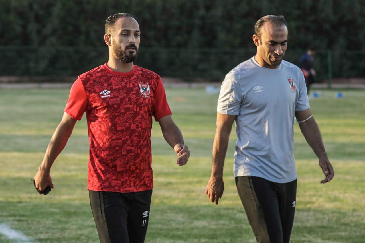 وليد سليمان - سيد عبد الحفيظ