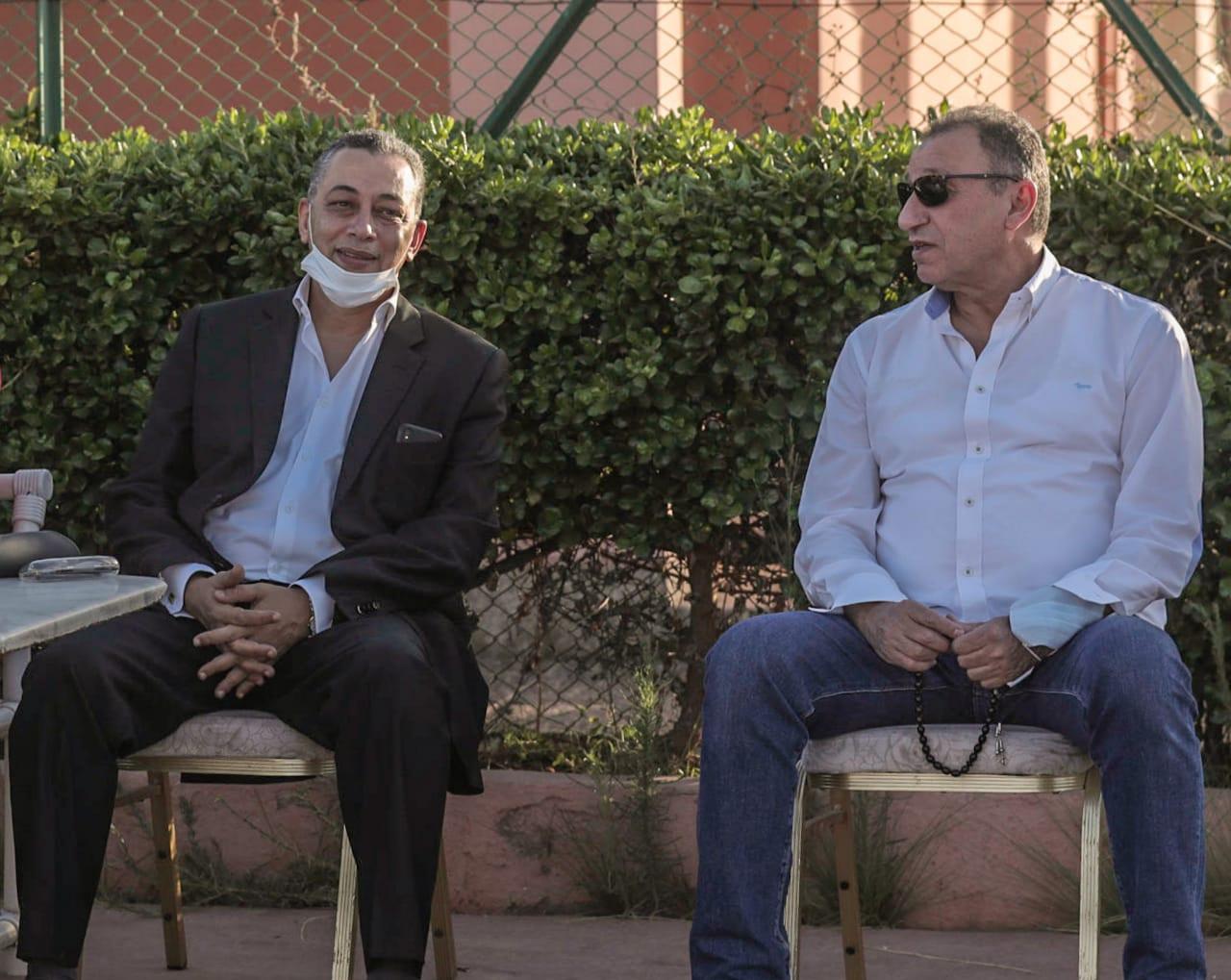محمود الخطيب - سفير مصر في المغرب
