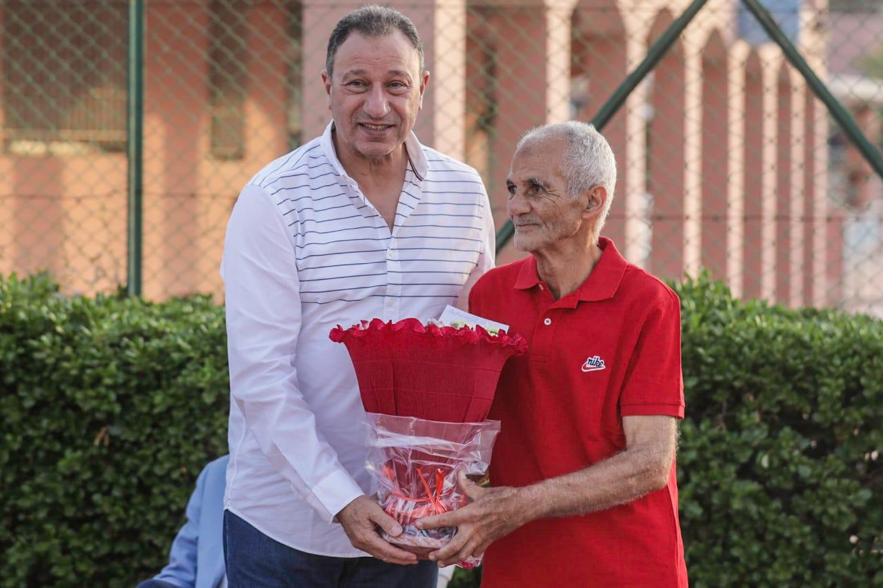 محمود الخطيب - المشجع المصري في المغرب