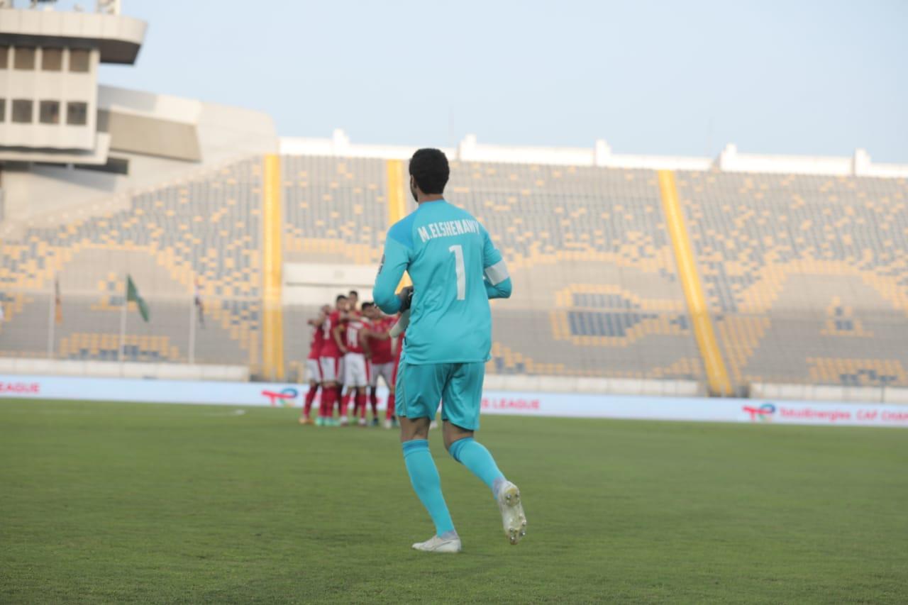 محمد الشناوي - الأهلي وكايزر تشيفز