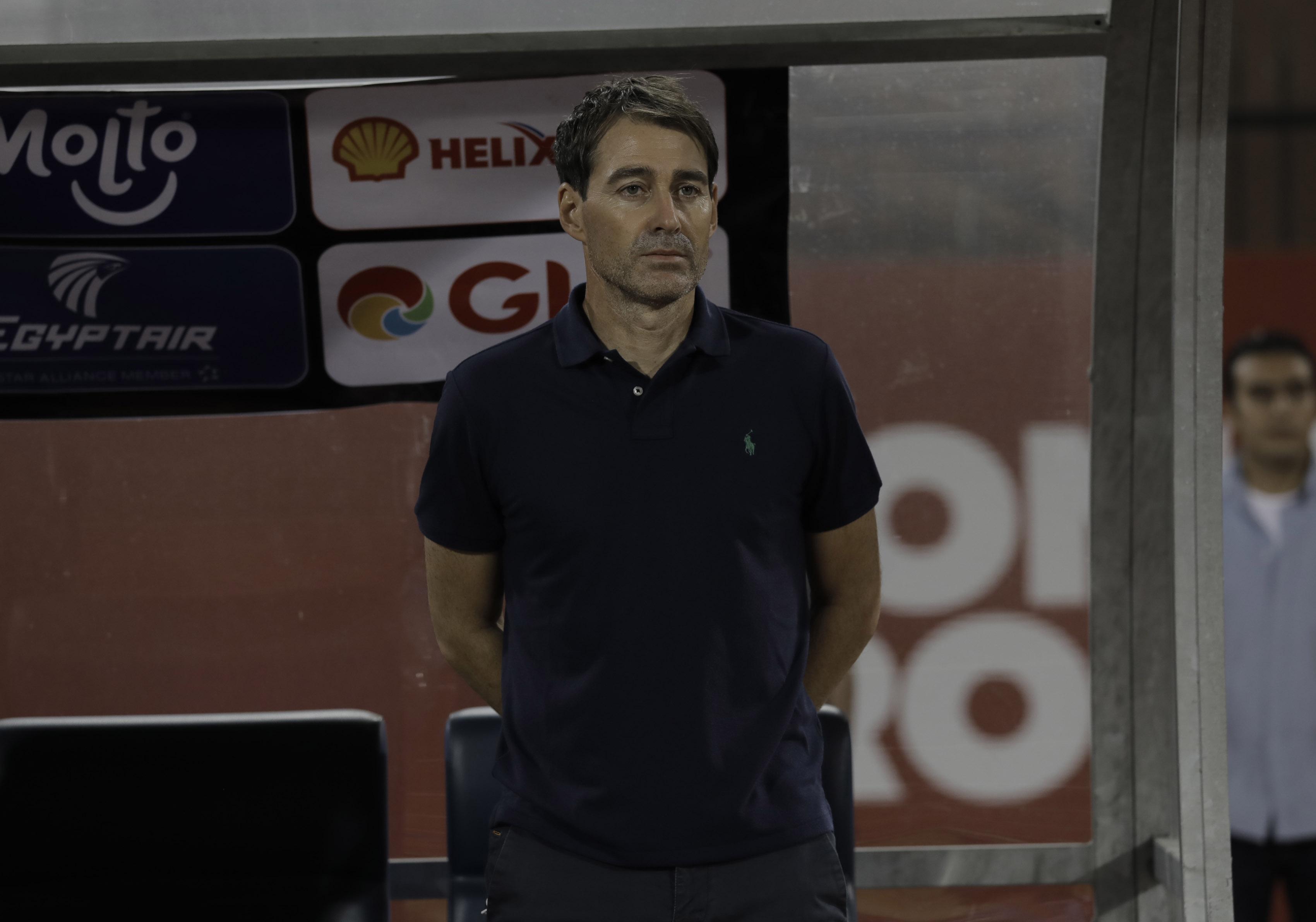 فايلر: لعبنا مباراة جيدة أمام طنطا وأضعنا 5 فرص محققة