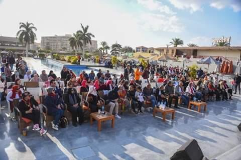 إقبال كبير على احتفالية «شهر المرأة» بـ«أهلي مدينة نصر»