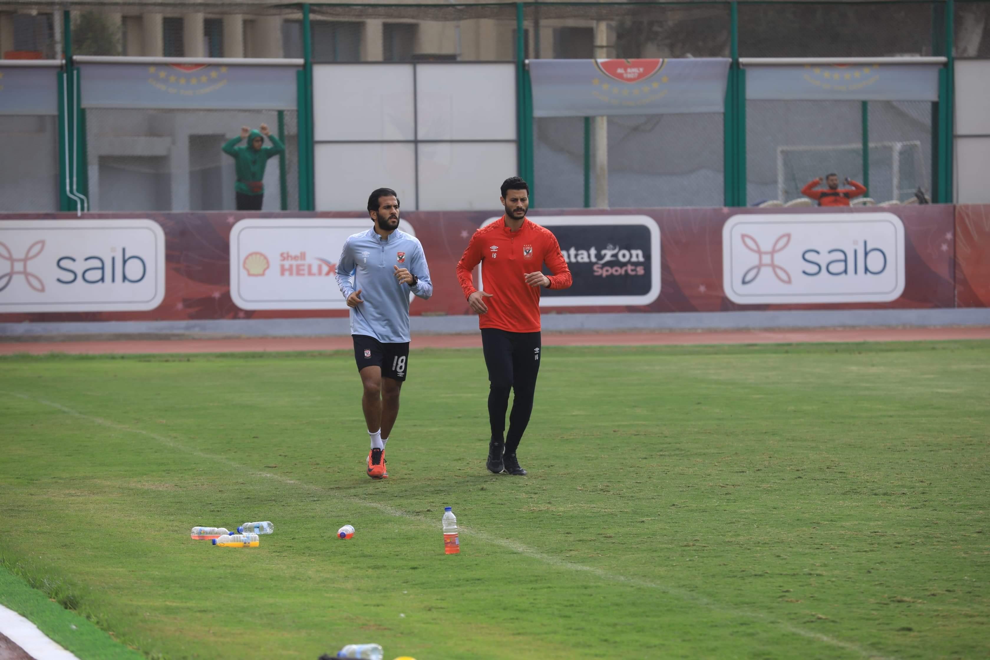 مروان محسن - محمد الشناوي