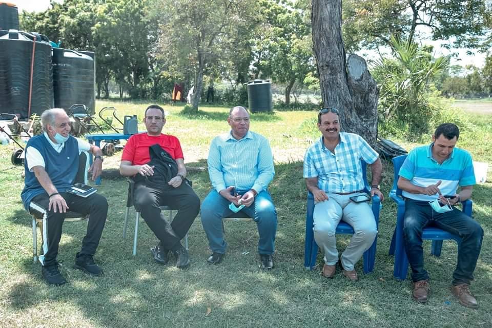 سفير مصر في تنزانيا - محمد جابر أبو الوفا