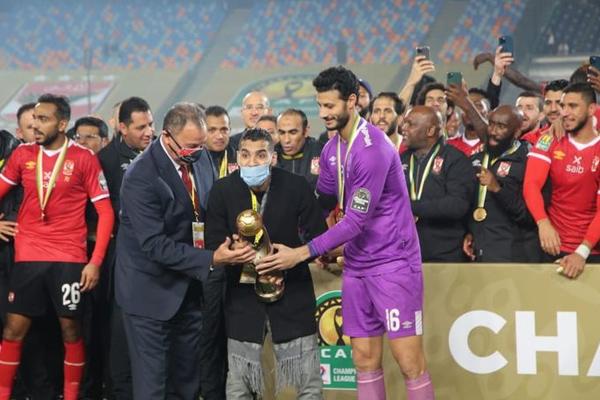 شاهد تتويج الأهلي بالبطولة التاسعة لدوري أبطال إفريقيا
